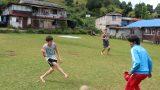 במחנה האוסטרלי, נגד נבחרת נפאל