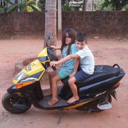 שגרה בגואה, הודו