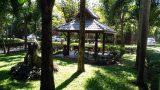 החצר של הבית שלנו בריסורט הראשון בהואה הין