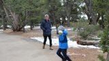 קרב שלג בגרנד קניון